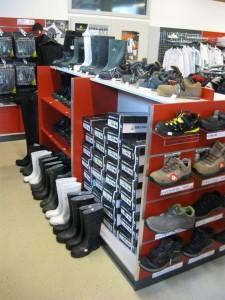 Predajňa OOPP - Pracovná obuv