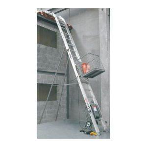Rebríkový výťah