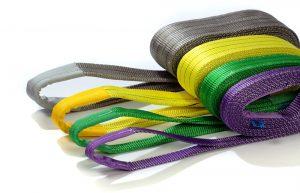 Textilné zdvíhacie popruhy a slučky