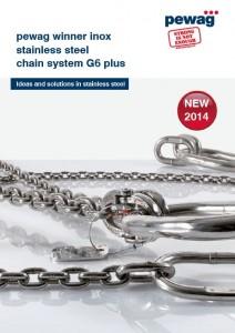 PEWAH G6 nerezové reťazy a komponenty [EN]