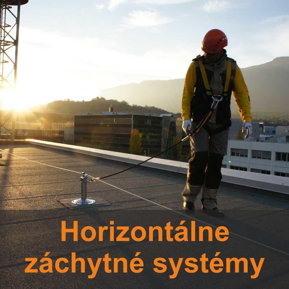Horizontálne záchytné systémy
