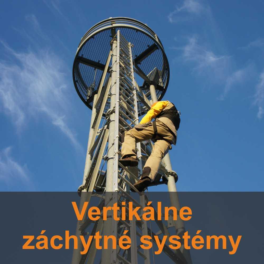 Vertikálne záchytné systémy