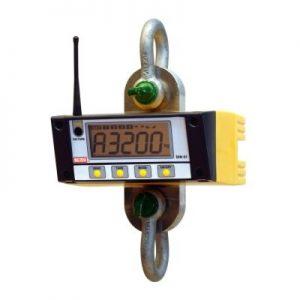 Dynamometre a žeriavove váhy