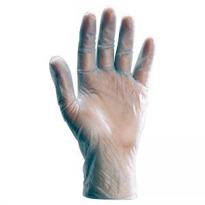 Pracovné rukavice - jednorazové rukavice
