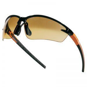 Ochranné okuliare a ochranné štíty