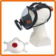 Respirátor, polomaska, filter do polomasky