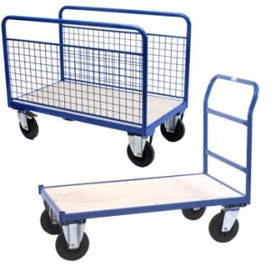 Výroba vozíkov na mieru