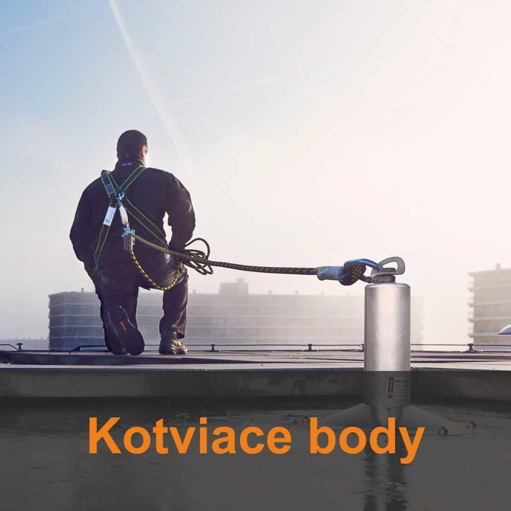 Kotviace body